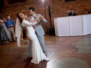 The wedding of Jamie and Santiago 3