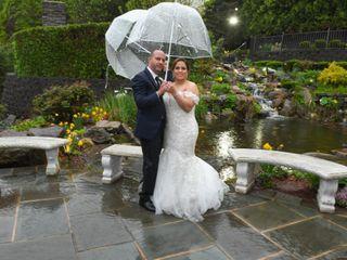 The wedding of Maximina and Rafael 3