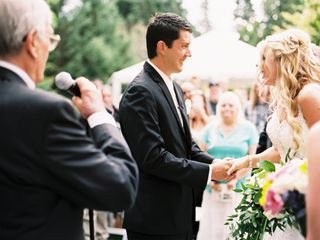 The wedding of Johnathan and Laura 3