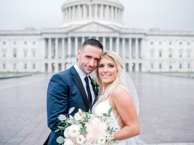 The wedding of Kimberly and Chad