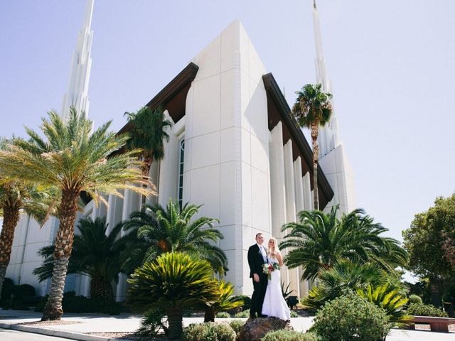 The wedding of Tiffany and Will