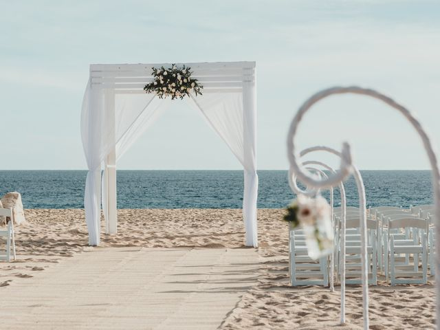 Cameron and Chelsee's Wedding in Cabo San Lucas, Mexico 6