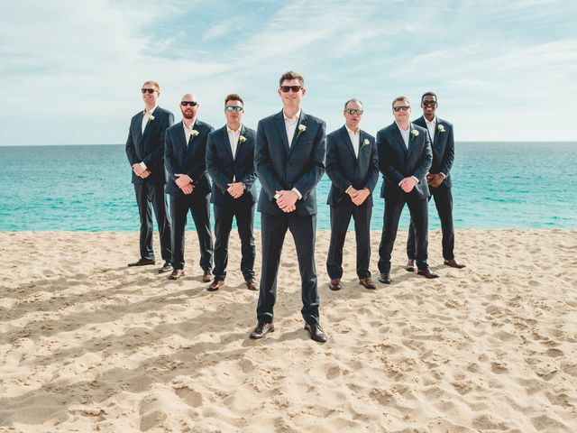 Cameron and Chelsee's Wedding in Cabo San Lucas, Mexico 12