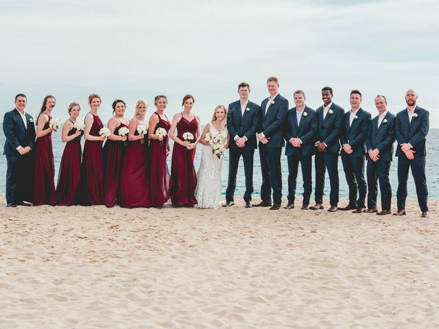 Cameron and Chelsee's Wedding in Cabo San Lucas, Mexico 13