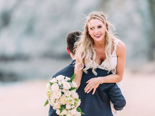 Cameron and Chelsee's Wedding in Cabo San Lucas, Mexico 14