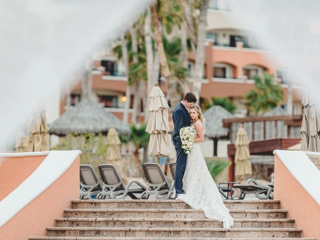 Cameron and Chelsee's Wedding in Cabo San Lucas, Mexico 17