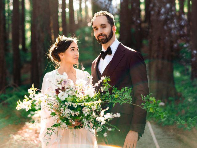 The wedding of Kim-Mai and Jack