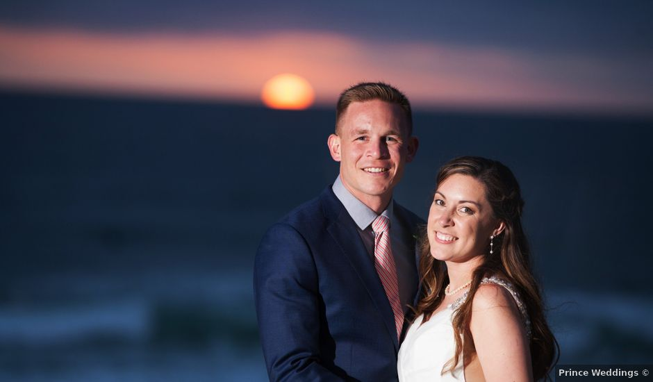 Chris and Elisabeth's Wedding in La Jolla, California