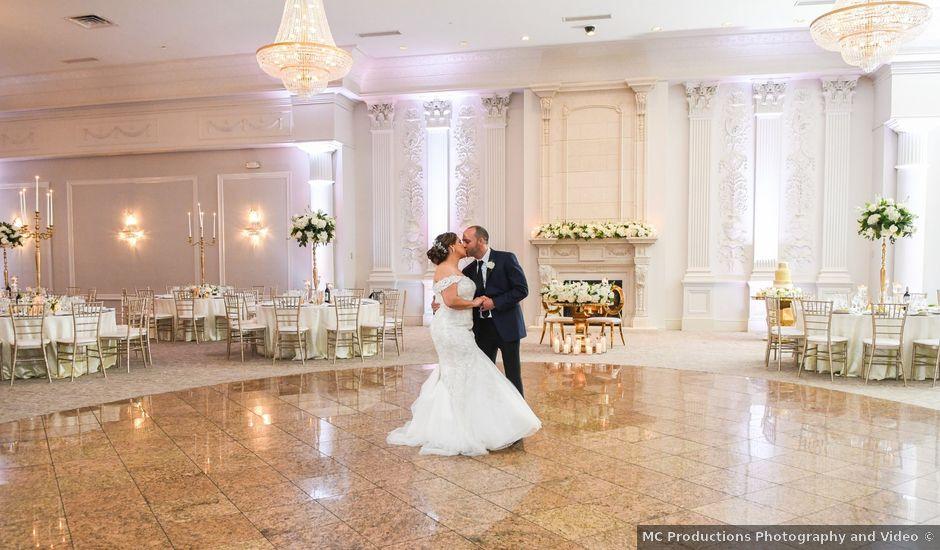Rafael and Maximina's Wedding in Clifton, New Jersey