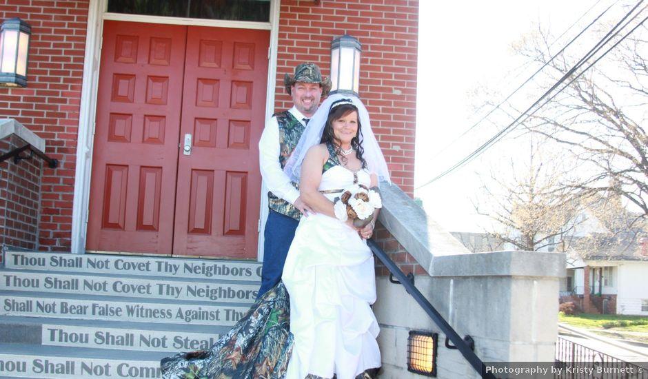 Jeff and Jessica's Wedding in Eldorado, Illinois