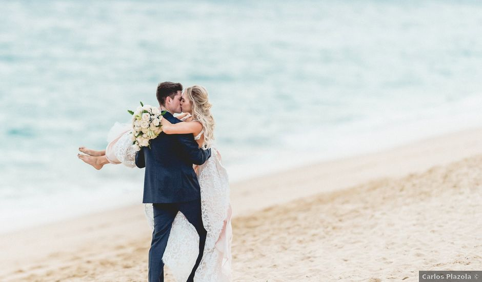 Cameron and Chelsee's Wedding in Cabo San Lucas, Mexico