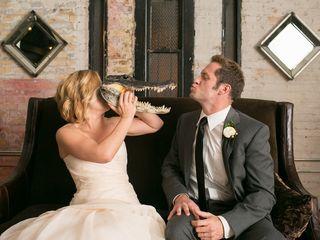 The wedding of Matt and Amanda 1