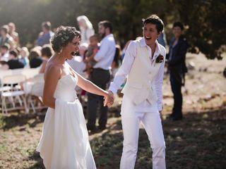 Camille and Naiya's Wedding in Santa Fe, New Mexico 10