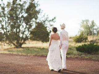Camille and Naiya's Wedding in Santa Fe, New Mexico 17