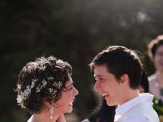 Camille and Naiya's Wedding in Santa Fe, New Mexico 9