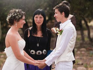 Camille and Naiya's Wedding in Santa Fe, New Mexico 3