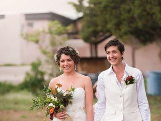 Camille and Naiya's Wedding in Santa Fe, New Mexico 7