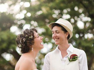 The wedding of Naiya and Camille