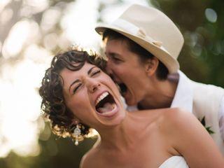 Camille and Naiya's Wedding in Santa Fe, New Mexico 16