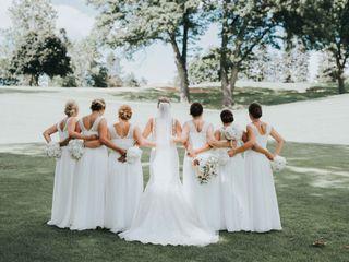 The wedding of Aaron and Margaret 3