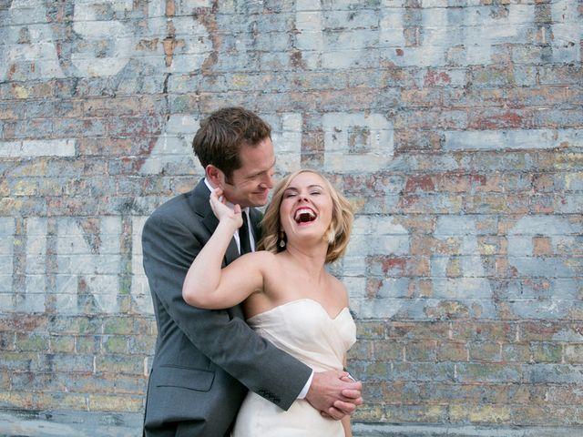 Amanda and Matt's Wedding in Minneapolis, Minnesota 12