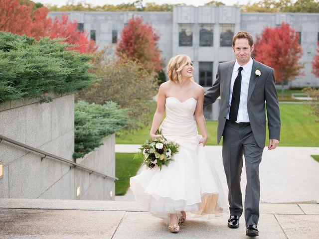 Amanda and Matt's Wedding in Minneapolis, Minnesota 10