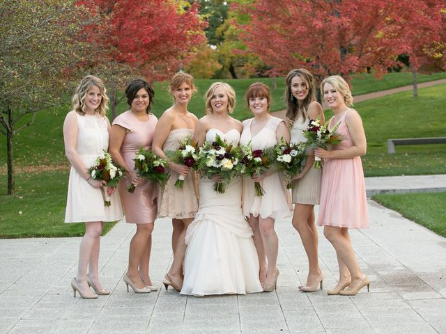 Amanda and Matt's Wedding in Minneapolis, Minnesota 4
