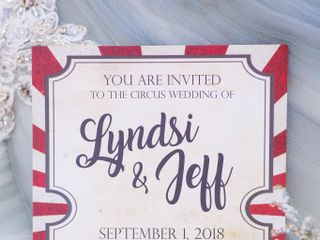 The wedding of Lyndsi and Jeff 3