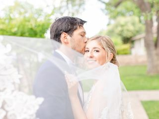 The wedding of Madison and Zach