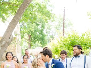 The wedding of Madison and Zach 2