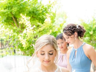 The wedding of Madison and Zach 3