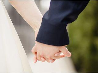 The wedding of Olivia and Jeremy 1