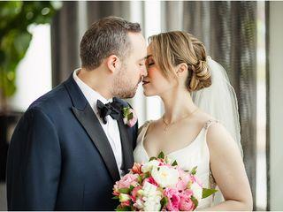 The wedding of Olivia and Jeremy