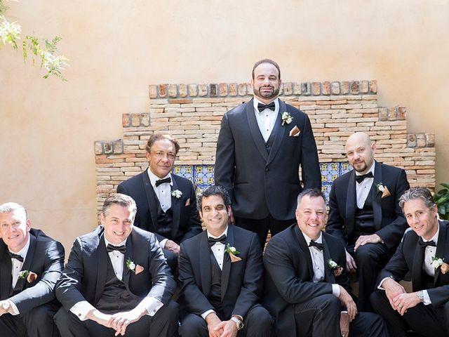 Gus and Roxanne's Wedding in Scottsdale, Arizona 10