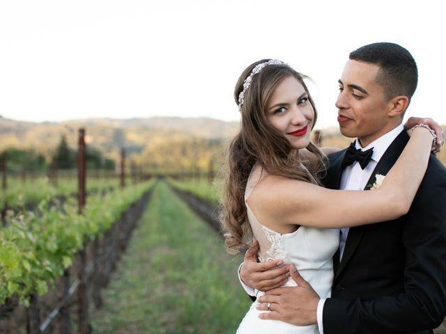 The wedding of Carolina and Richard