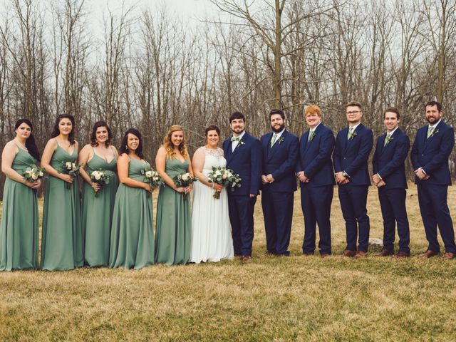 Brielle and Eli's Wedding in Germantown, Wisconsin 5