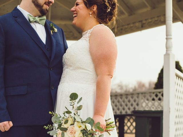 Brielle and Eli's Wedding in Germantown, Wisconsin 9