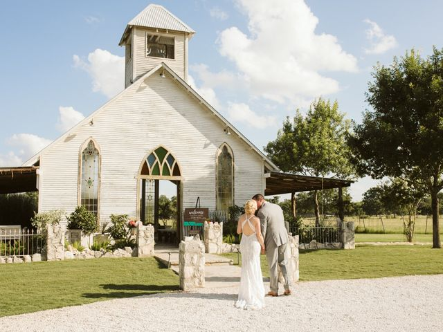 Wayne and Keisha's Wedding in New Braunfels, Texas 28