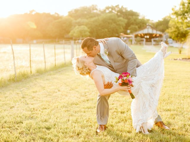 Wayne and Keisha's Wedding in New Braunfels, Texas 32