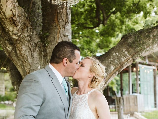 Wayne and Keisha's Wedding in New Braunfels, Texas 53