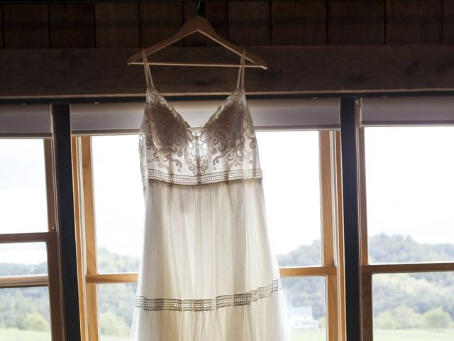 Jake and Autumn's Wedding in Meadowview, Virginia 6