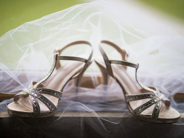 Jake and Autumn's Wedding in Meadowview, Virginia 8