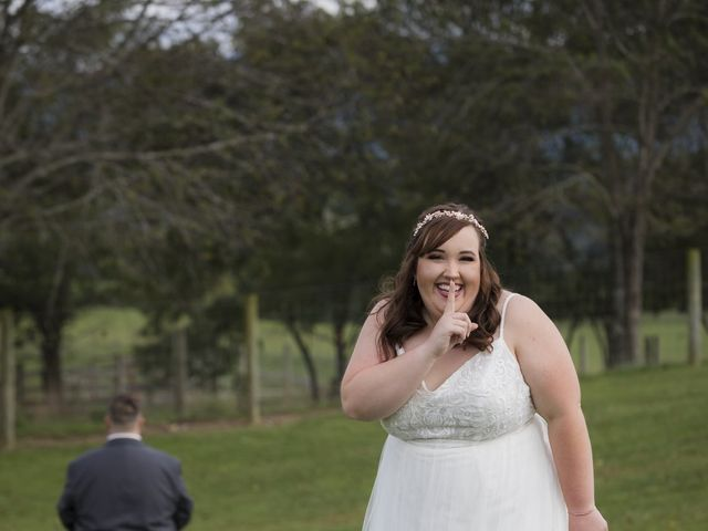 Jake and Autumn's Wedding in Meadowview, Virginia 23