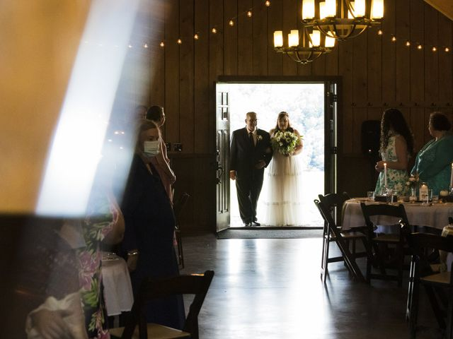 Jake and Autumn's Wedding in Meadowview, Virginia 28