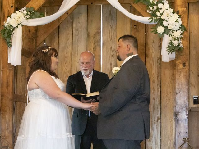 Jake and Autumn's Wedding in Meadowview, Virginia 29