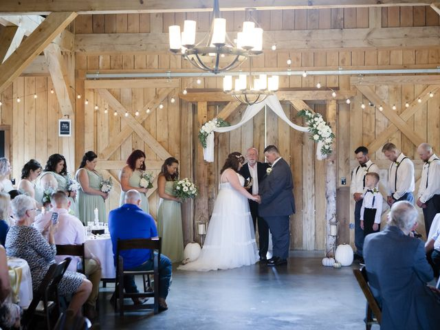 Jake and Autumn's Wedding in Meadowview, Virginia 30