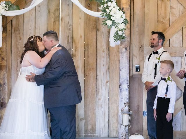 Jake and Autumn's Wedding in Meadowview, Virginia 31