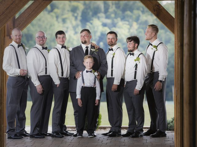 Jake and Autumn's Wedding in Meadowview, Virginia 38