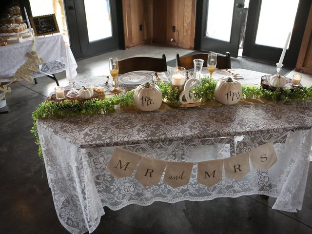 Jake and Autumn's Wedding in Meadowview, Virginia 40