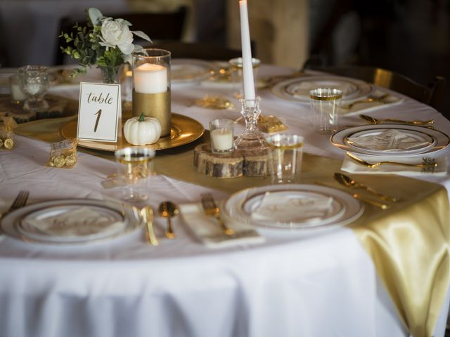 Jake and Autumn's Wedding in Meadowview, Virginia 43